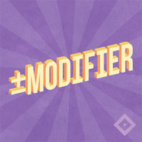 Modifier - RPG Casts | RPG Podcasts | Tabletop RPG Podcasts
