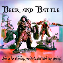Beer and Battle - RPG Casts | RPG Podcasts | Tabletop RPG Podcasts