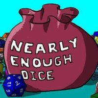 Nearly Enough Dice - RPG Casts | RPG Podcasts | Tabletop RPG Podcasts