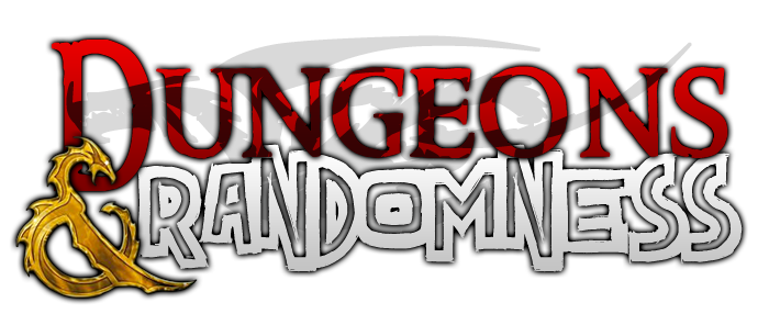 Dungeons and Randomness - RPG Casts | RPG Podcasts | Tabletop RPG Podcasts
