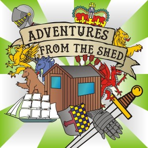 Adventures from the Shed - RPG Casts   RPG Podcasts   Tabletop RPG Podcasts