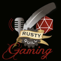 Rusty Quill Gaming - RPG Casts | RPG Podcasts | Tabletop RPG Podcasts