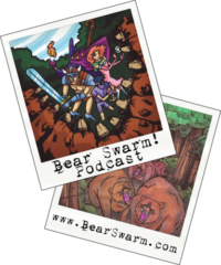 Bear Swarm Podcast - RPG Casts | RPG Podcasts | Tabletop RPG Podcasts
