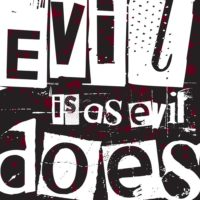 Evil is as Evil Does - RPG Casts | RPG Podcasts | Tabletop RPG Podcasts
