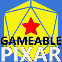 Gameable Pixar - RPG Casts | RPG Podcasts | Tabletop RPG Podcasts