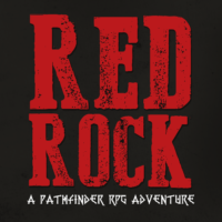 Red Rock - RPG Casts | RPG Podcasts | Tabletop RPG Podcasts
