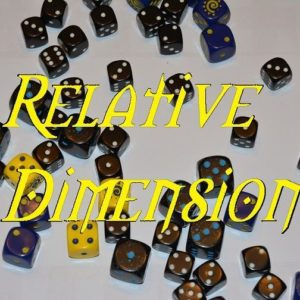 Relative Dimension - RPG Casts | RPG Podcasts | Tabletop RPG Podcasts