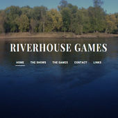 Riverhouse Games - RPG Casts | RPG Podcasts | Tabletop RPG Podcasts