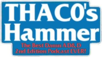 THACO's Hammer RPG Casts | RPG Podcasts | Tabletop RPG Podcasts