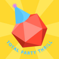 Total Party Thrill - RPG Casts | RPG Podcasts | Tabletop RPG Podcasts