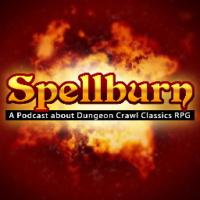 Spellburn - RPG Casts | RPG Podcasts | Tabletop RPG Podcasts