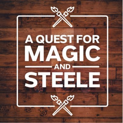 Magic and Steele - RPG Casts | RPG Podcasts | Tabletop RPG Podcasts