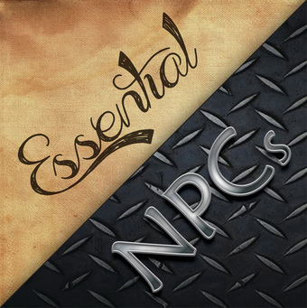 Essential NPCs - RPG Casts | RPG Podcasts | Tabletop RPG Podcasts