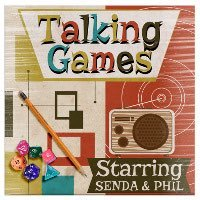 Panda's Talking Games - RPG Casts | RPG Podcasts | Tabletop RPG Podcasts