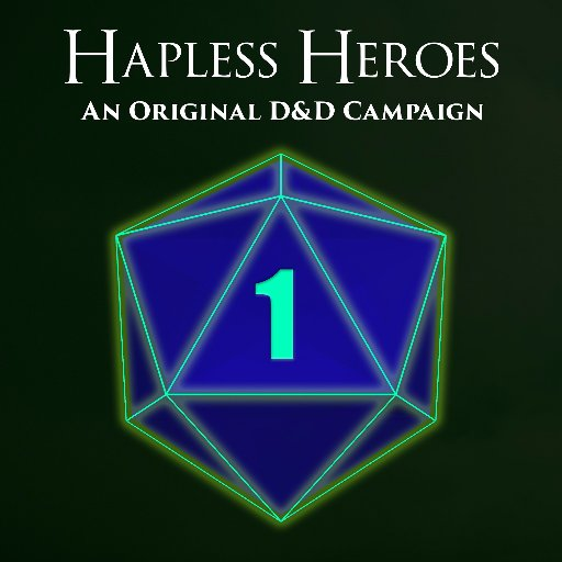 Hapless Heroes - RPG Casts | RPG Podcasts | Tabletop RPG Podcasts