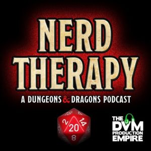 Nerd Therapy - RPG Casts | RPG Podcasts | Tabletop RPG Podcasts