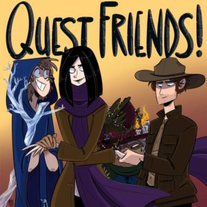 Quest Friends - RPG Casts | RPG Podcasts | Tabletop RPG Podcasts